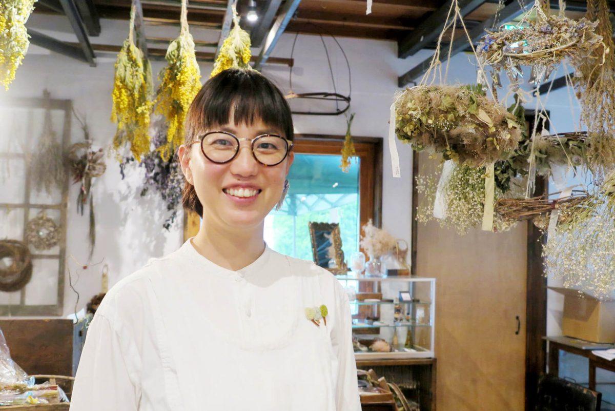 ローカルWEBメディア・地域サイト 草加ローカルストーリー 松村 美乃里さん つなぐば 写真